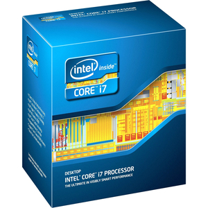 Intel Core i7 i7-2700K 3.50 GHz Processor - Socket H2 LGA-1155 BX80623I72700K