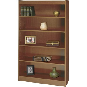 Safco Square-Edge Bookcase SAF1504MOC