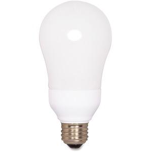 CFL A19-size 15 Watt Bulb