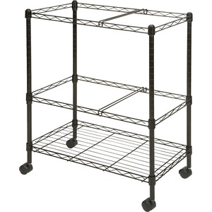Mobile Wire File Cart