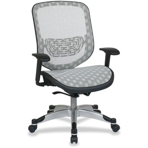Office Star Space 829 Series Duragrid Seat/Back Chair OSP829R11C628P