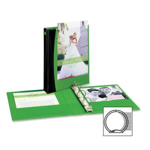 Avery Comfort Touch Mini Durable View Binder AVE17346