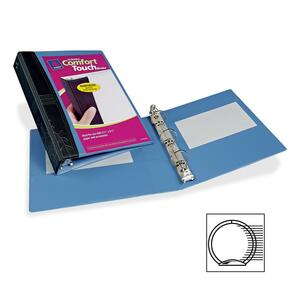 Avery Comfort Touch Mini Durable View Binder AVE17347