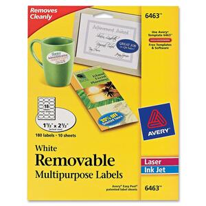 Avery Multipurpose Label AVE6463