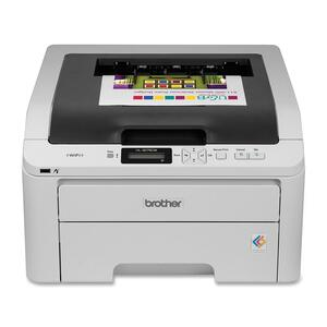 Brother HL-3075CW Laser Printer - Color - 2400 x 600 dpi Print - Plain Paper Print - Desktop BRTHL3075CW