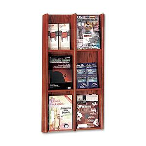 Buddy Literature Rack BDY064216