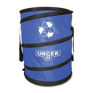 Unger Nifty Nabber Collapsible Recycling Trash Bag UNGNB30B