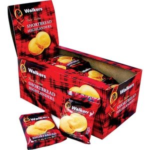 Office Snax Walkers Shortbread Cookie OFXW176