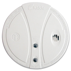 Smoke Alarm with Hush