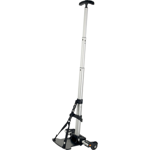 Conair Travel Smart TS39LC Extra Compact Luggage Cart - 50.00 lb Capacity - 2 Caster - Black