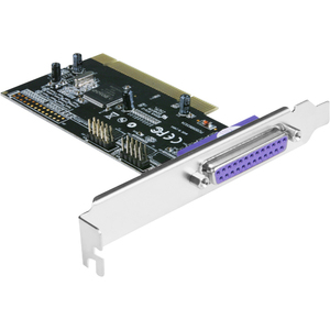 Vantec UGT-PC2S1P 2+1 Serial & Parallel PCI Host Card Retail