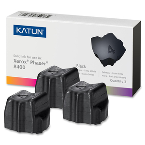 Katun 38707 (108R00604) Xerox Compatible Phaser 8400 Solid Ink Sticks KAT38707