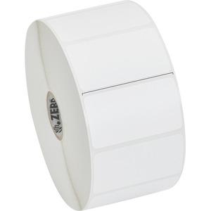 Zebra Label Paper 2.25x1.25in Direct Thermal Zebra Z-Select 4000D