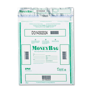 PM Tamper-Evident Deposit Bag PMC58048