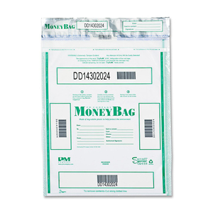 PM Tamper-Evident Deposit Bag PMC58049