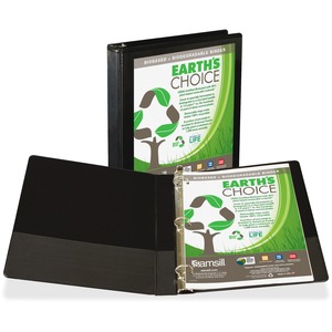 Samsill Earth's Choice 189 Insertable View Binder SAM18930