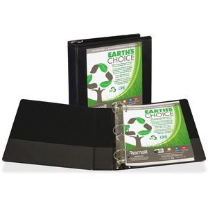 Samsill Earth's Choice 189 Insertable View Binder SAM18960
