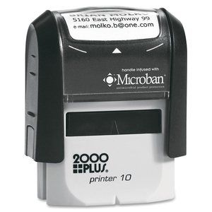 COSCO 2000 Plus P10 Printer Stamp COSP10