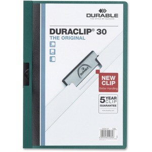 Durable DURACLIP Report Cover DBL220332