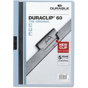 Durable DURACLIP Report Cover DBL221406
