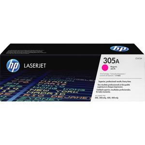 HP - TONER 305A MAGENTA TONER CARTRIDGE STD CAPACITY FOR CLR LASERJET