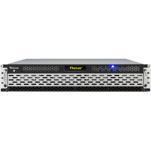 Thecus N8900V 8BAY SATA RAID 0/1/5/6/10/50/60/JBOD 2U Rackmounted NAS Storage Server USB3.0