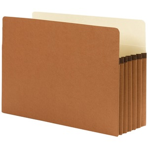 100% Recycled File Pocket 74206