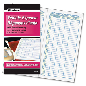 Vehicle Expense Journal
