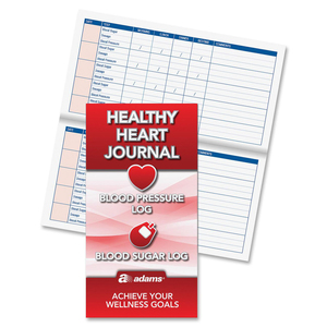 Cardio & Strength Training Get Fit Journal