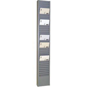 Steelmaster Vertical Swipe Card Rack MMF20501