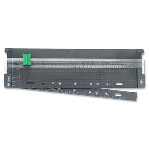 KleenEarth Trimmer with Swing Out Ruler
