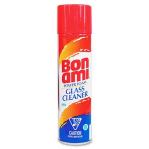 Bon Ami Power Glass Cleaner