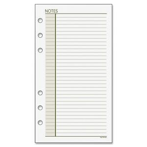 Day Runner Undated Planner Refill DRN0333