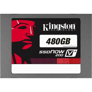 Kingston SVP200S3/480G 480GB SSDNow V+200 SATA 3 2.5