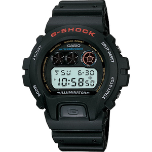 Casio Gshock Watch Resin Black