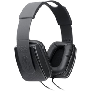 Ecko Unltd. LUX Headphone - Stereo - Black - Mini-phone - Wired - 16 Ohm - 20 Hz - 20 kHz - Over-the-head - Binaural - Circumaural - 6.66 ft Cable