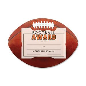 Southworth Motivations Football Award Certificate SOUMSK1