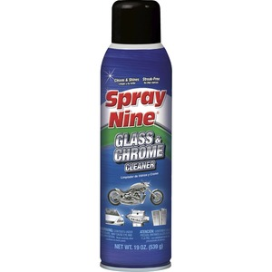 Spray Nine Glass and Stainless Steel Cleaner PTX23319