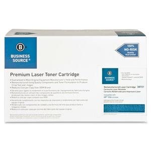 Business Source Toner Cartridge BSN38721