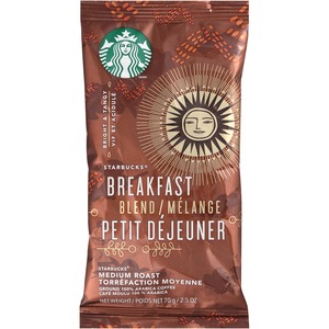 Starbucks Pre-ground Drip Brewing Coffee Portion Pack SBK11018193
