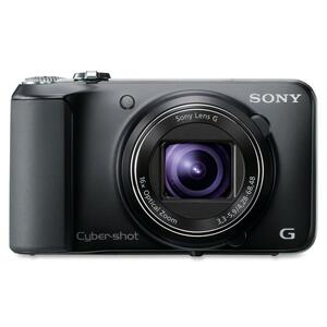Sony Cyber-shot DSC-HX10V/B 18.2 Megapixel Compact Camera - Black DSCHX10VB