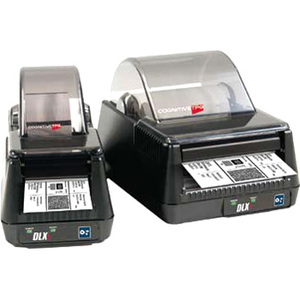 CognitiveTPG DLXi DBT42-2085-G1E Direct Thermal/Thermal Transfer Printer - Monochrome - Desktop - Label Print - 5 in/s Mono - 203 dpi - Ethernet - USB
