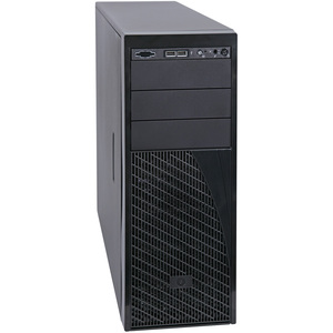 Intel Server Chassis P4304XXSFEN - Pedestal, Rack-mountable - 4U - 4 x Bay - 2 x Fan - 550 W