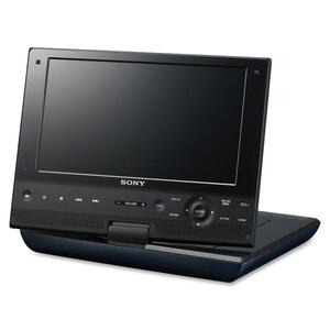"Sony BDP-SX910 Portable Blu-ray Player - 9"" Display - 800 x 480 SONBDPSX910"