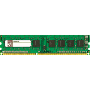 Kingston KTH-PL316/8G 8GB 1X8GB DDR3 1600MHz Reg ECC Memory Module