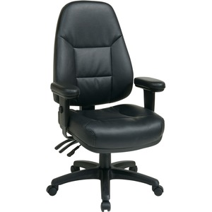 Office Star High-Back Eco-leather Chair OSPEC4300EC3