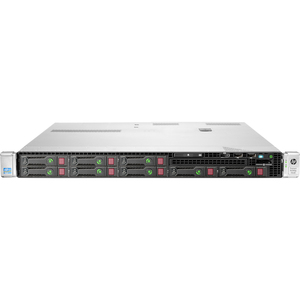 HP ProLiant Barebone System - 1U Rack-mountable - Intel C600 Chipset - Socket R LGA-2011 - 2 x Processor Support 654081-B21