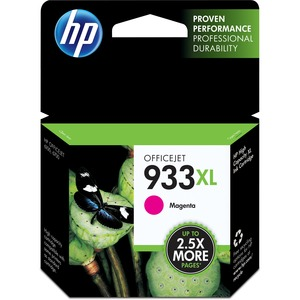 HP 933XL High Yield Magenta Original Ink Cartridge HEWCN055AN