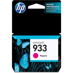 HP 933 Magenta Original Ink Cartridge HEWCN059AN