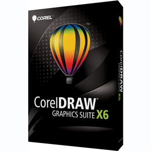 Corel CorelDRAW Graphics Suite v.X6 - Complete Product - 1 User - COREL - CDGSX6ENHBB at Sears.com